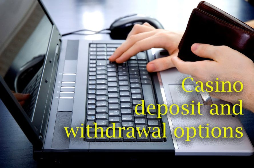 Casino deposit and withdrawal options for Australian players