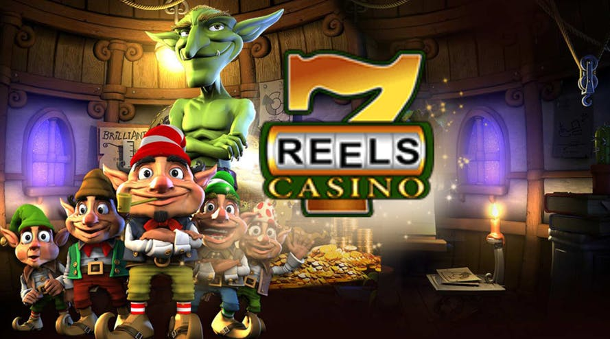 7Reels casino offers 675% welcome bonus and 150 free spins + 25 free spins on sign up