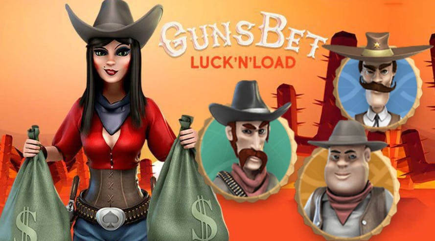 Claim up to 1,000 AUD + 100 free spins with the first deposit on Guns Bet casino