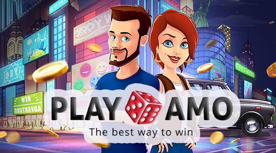 Playamo Aussie casino welcome bonus A$1500 + 150 free spins