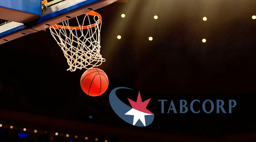 The goal! Tabcorp signs agreement with NBA