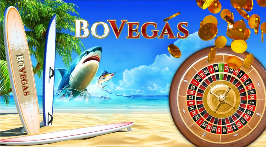 BoVegas online casino offers a $7,500 welcome package