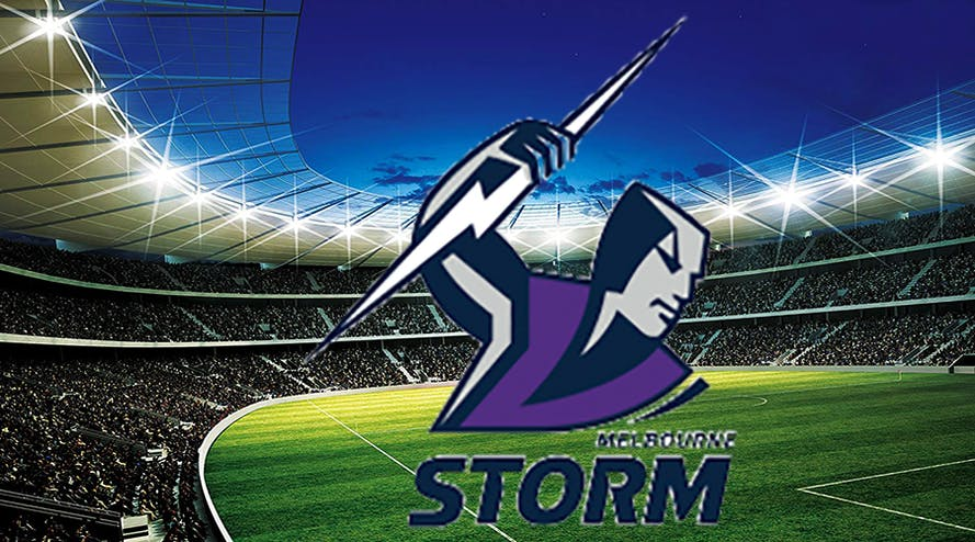 Melbourne Storm was named the best sports team in Australia