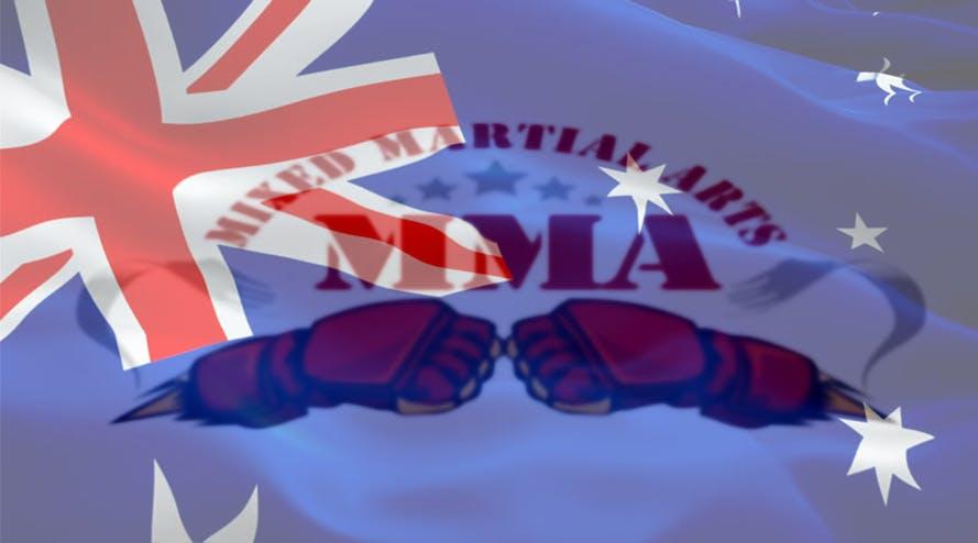 Top 5 Australian MMA fighters