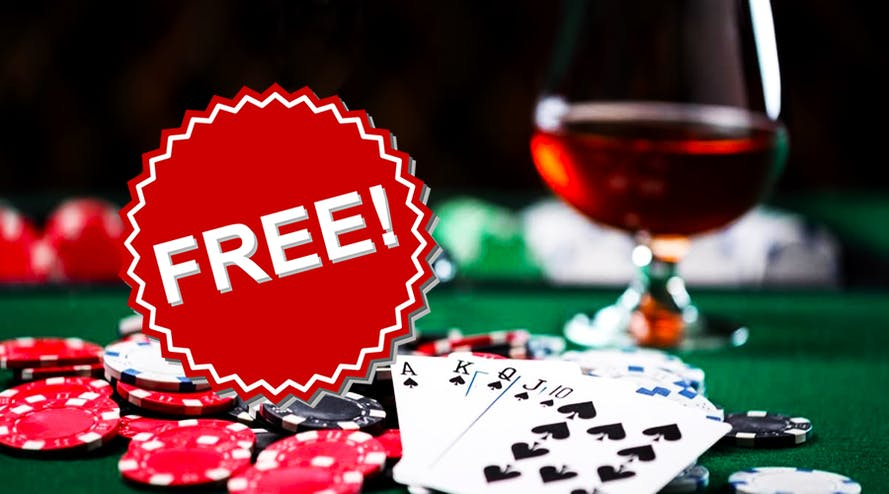 Top 5 most popular free dinks in casinos
