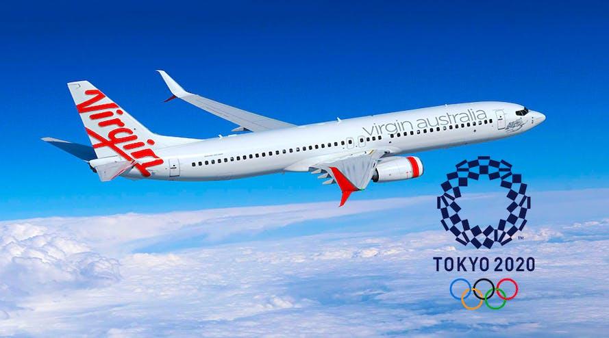 Virgin Australia will be providing flights to 2020 Olympics Held in Japan