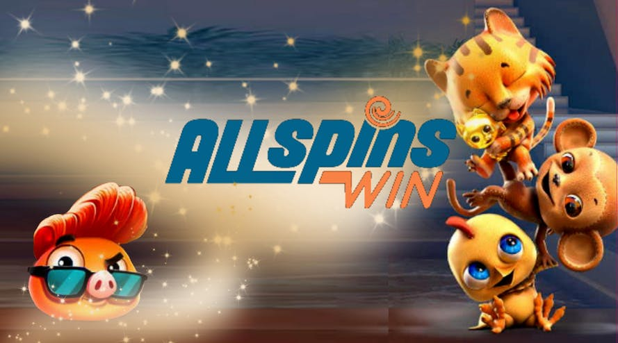 All Spins Win casino matches your five deposits up to $3000