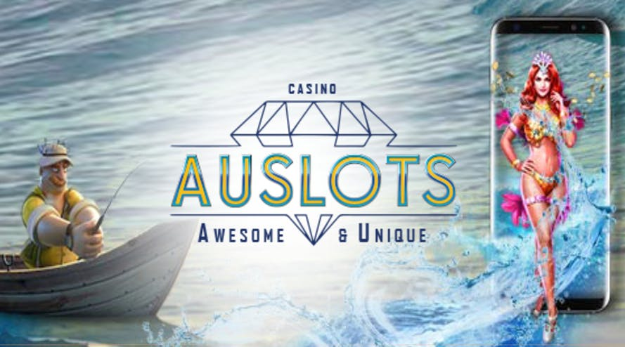 AuSlots offers users two welcome bonuses instead of one