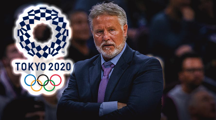 Australian men′s basketball team will spend the 2020 Olympics with Brett Brown
