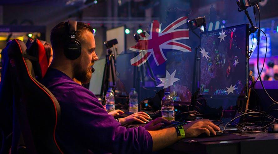 Australian Esports scene is gaining momentum