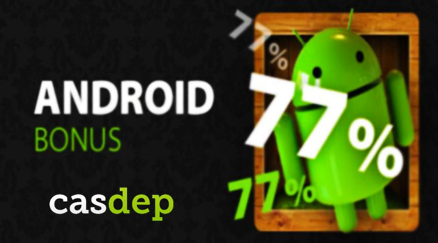 Android App promotion with Casdep