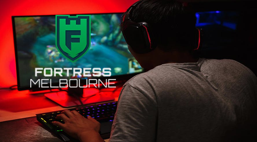Coming soon: the Fortress Esports in Australia