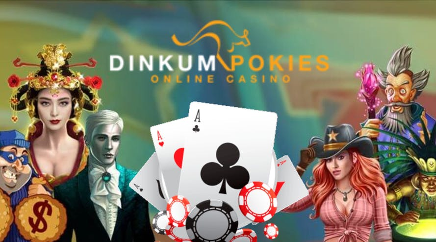 Dinkum Pokies offers an amazing welcome bonus to newcomers