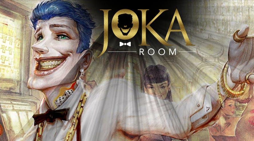 Joka Room casino $2000 welcome bonus and 75 free spins
