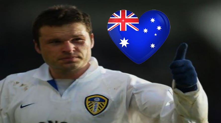 The Australian soccer legend: Mark Viduka