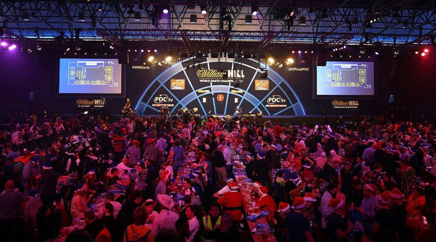 Odds and Forecasts for the PDC World Darts Championship 2019