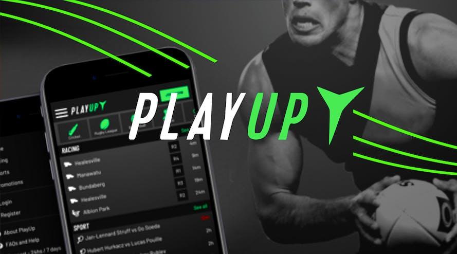 PlayUp starts offering a new '5 Leg Multi' bonus on racing