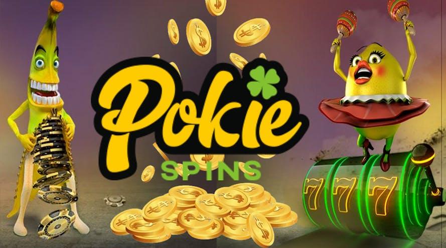 Pokie Spins online casino offers a $10,000 welcome bonus