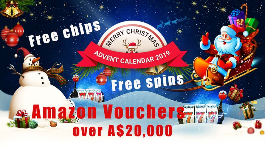 Exclusive Xmas gifts with the Rich Casino