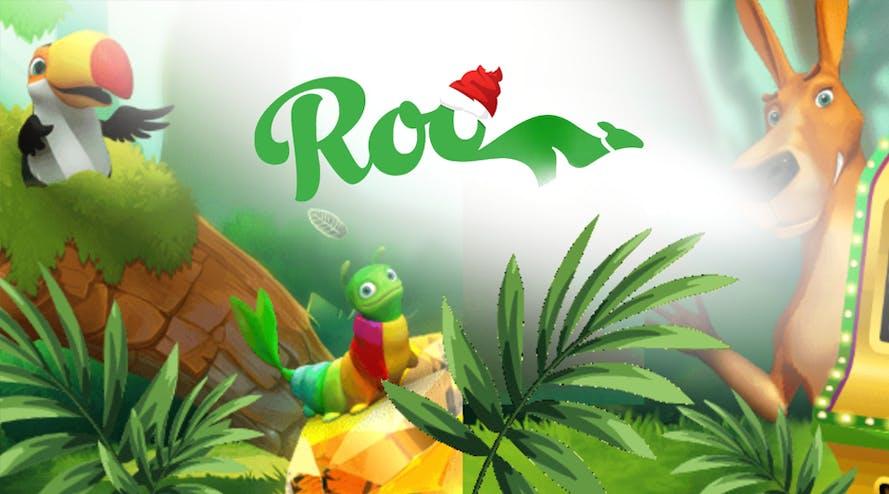 ROO Casino online casino welcome bonus rewards up to $5000