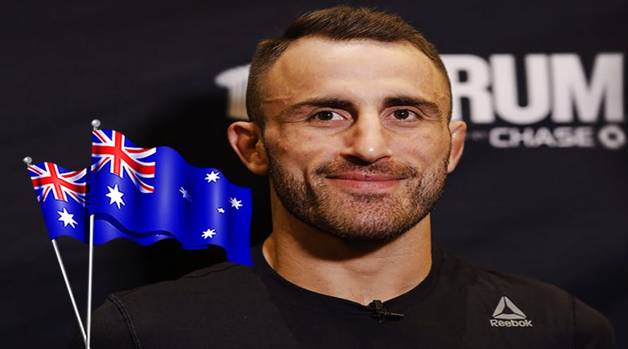 The story of the legend: Alexander «The Great» Volkanovski