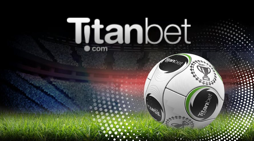 TitanBet welcome package awards two different bonuses