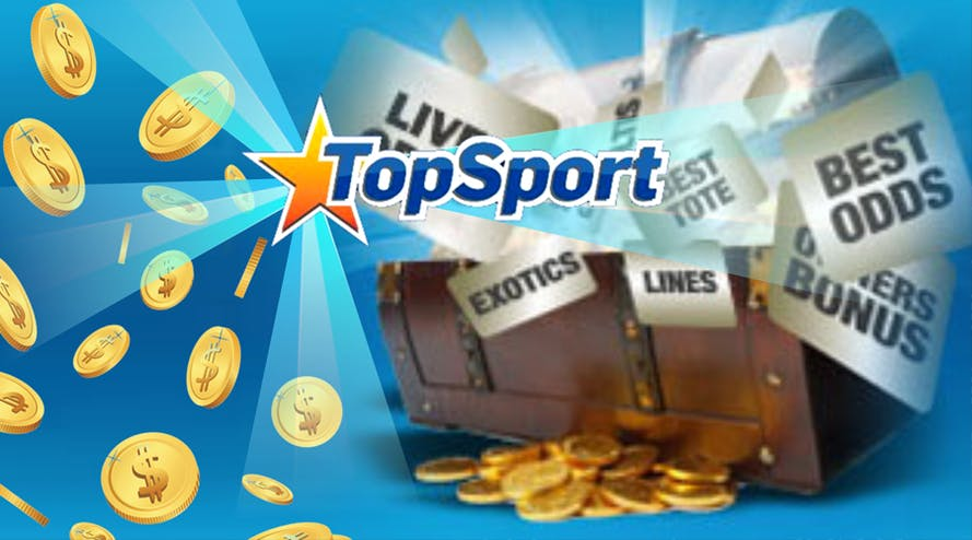 TopSport comes out with a Protest Payout promotion