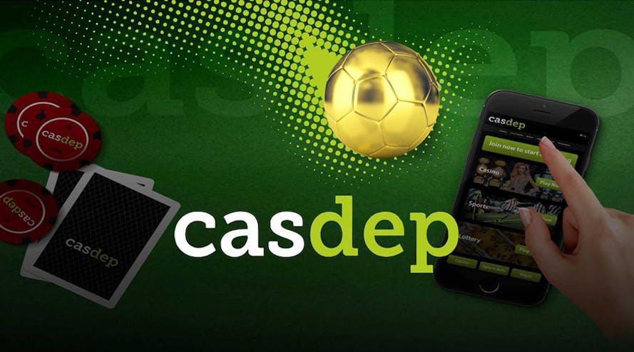 Casdep Sports betting website offers 5% cashback on losses