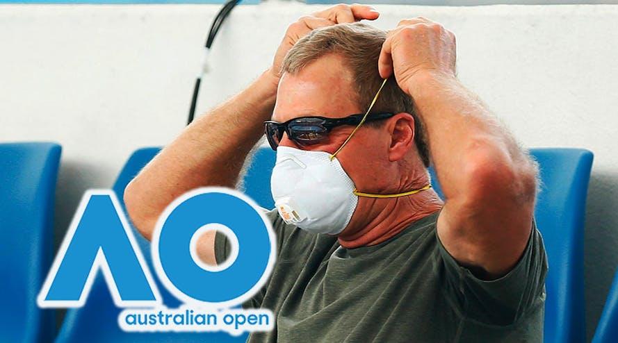 Australian Open matches can be postponed due to bushfire smoke