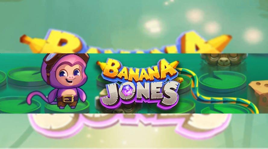Banana Jones slot game review