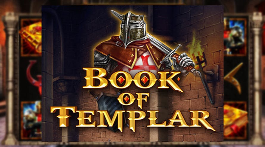 Book of Templar: new online slot by Slotmil