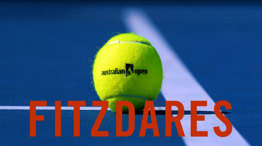 Bookmaker Fitzdares donates all Australian Open 2020 winning to the Red Cross Bushfire Fund