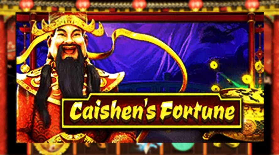 Caishen's Fortune: top China themed video slot