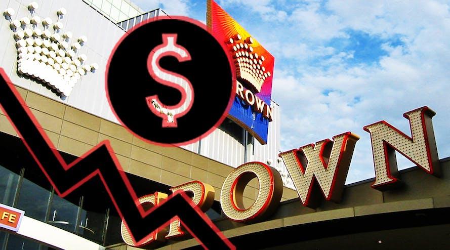 Coronavirus has affected Crown Casino share prices