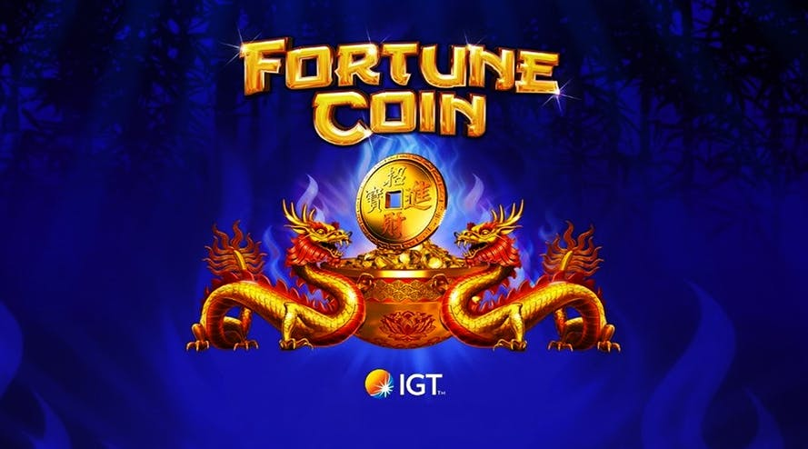 IGT has released the new slot game Fortune Coin