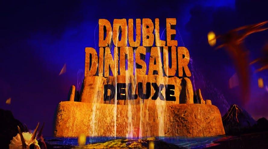 Investigating Double Dinosaur Deluxe fun-meter
