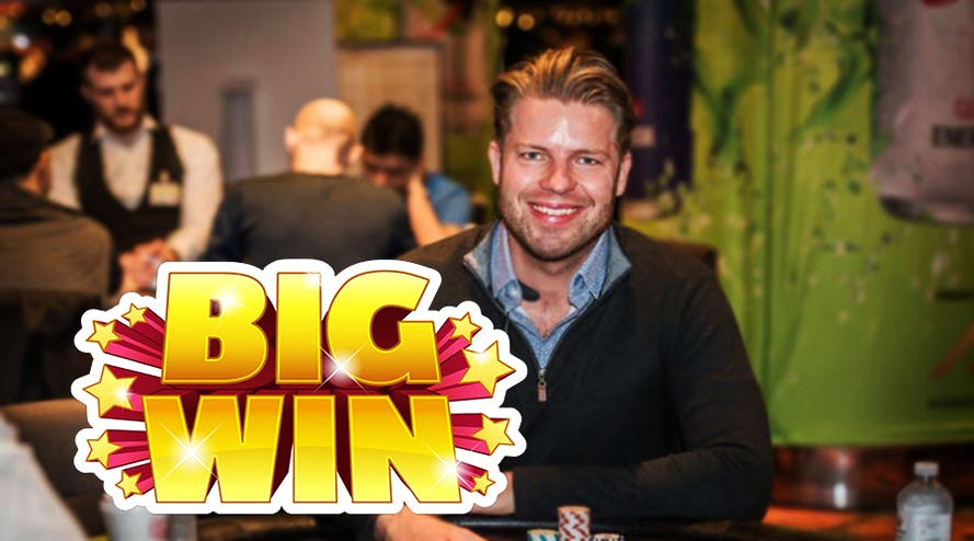 Jorryt van Hoof claims the January Aussie Millions gold during the $25k