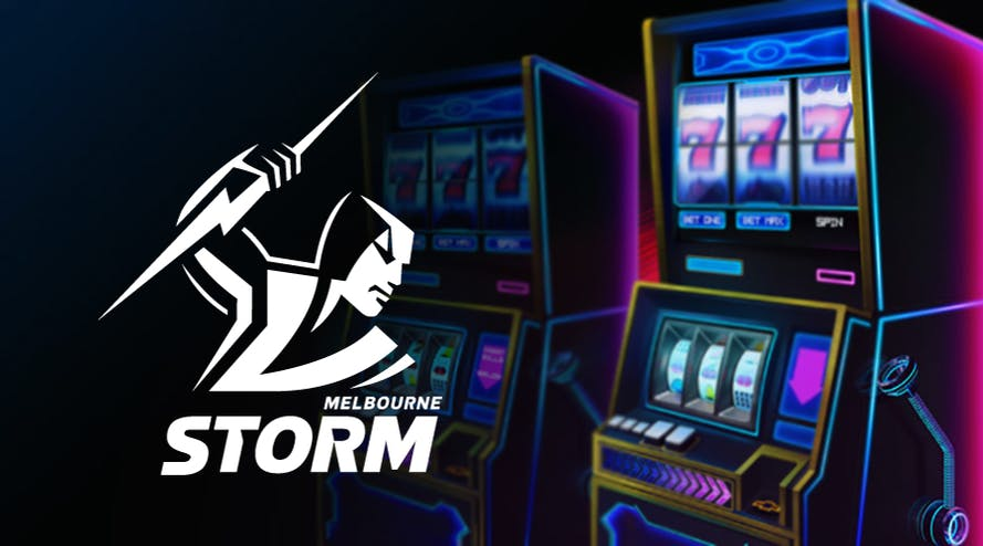 Melbourne Storm have changed their mind and want to go back to pokies