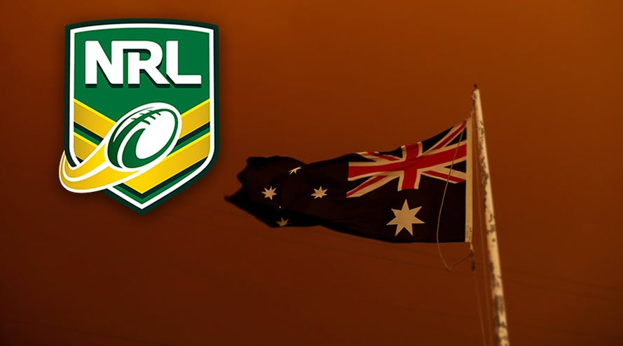 NRL will dedicate the first round of the season to bushfire relief
