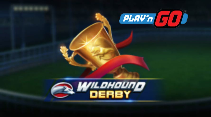 Play'n Go features new video slot game Wildhound Derby
