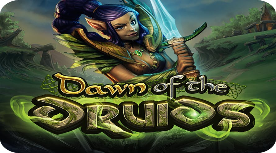 Reviewing Celtic-themed casino game Dawn of the Druids