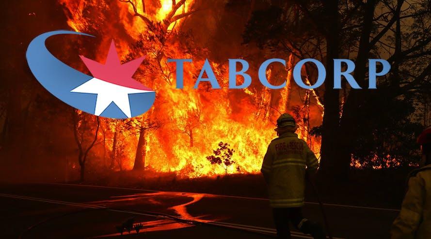 Tabcorp will donate A$1.5 million to Australian Bushfire Relief services