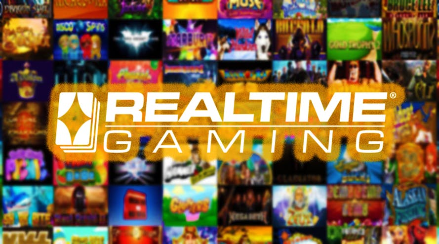 The best slots by Realtime Gaming (RTG)
