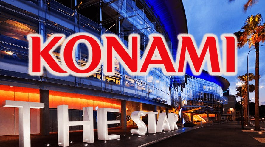 The Star continues the collaboration with Japanese casino systems provider Konami