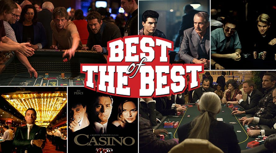 Top 10 movies about casino of all time