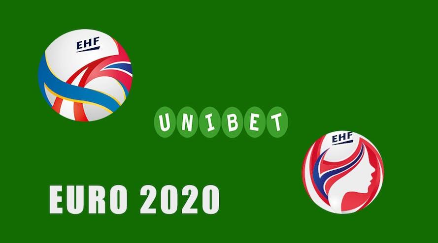 Unibet will be among major sponsors of the 2020 European Handball Federation Championship