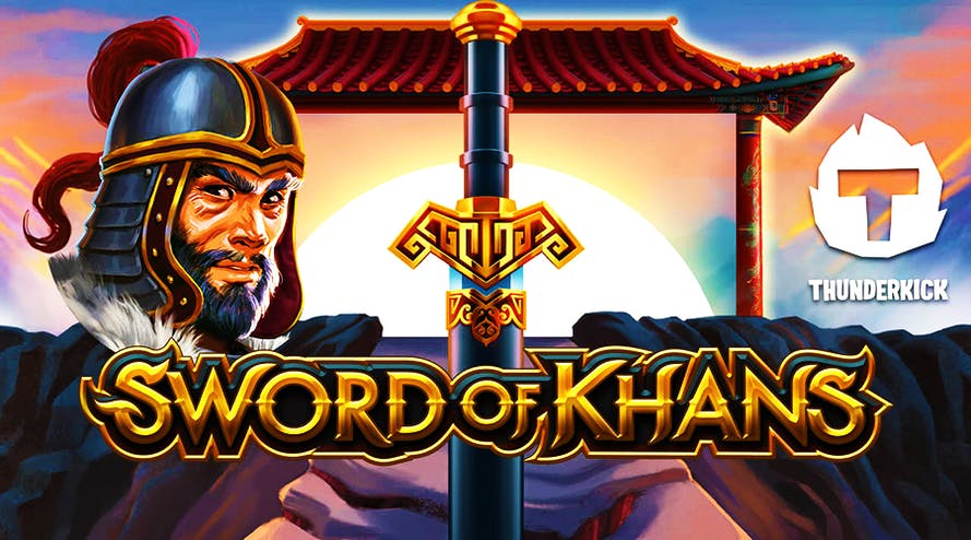 Welcome to the Mongol Empire: exciting video slot Sword of Khans
