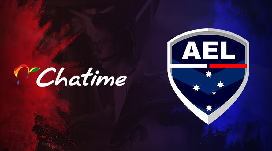 Australian Esports League and Chatime partnered for 2020 season