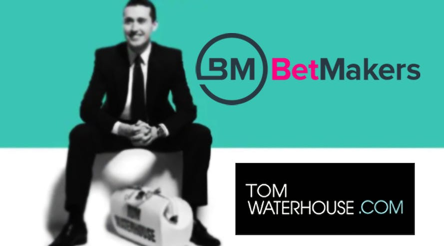 BetMakers agree on the cooperation with Tom Waterhouse