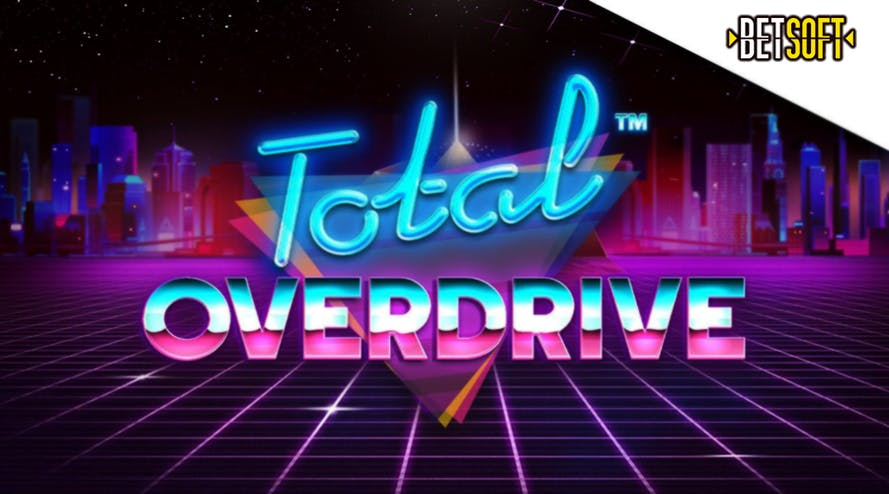 BetSoft's new Total Overdrive slot